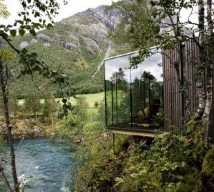 Juvet Landscape Hotel West Norway