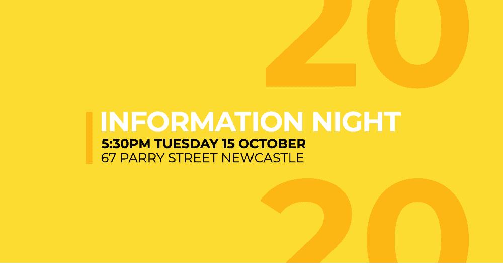 Info Night 2020