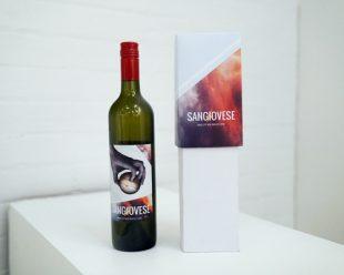CertIV Graphic Design 2019 - Inner City Winemakers - Liana Corbett