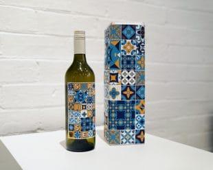 CertIV Graphic Design 2019 - Inner City Winemakers - Renee Bell